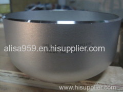 ss 304 seamless cap