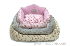 cute and fashion dog bet beds,cozy pet bed for dogs