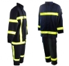 Fire fighting suit with EN169 approval