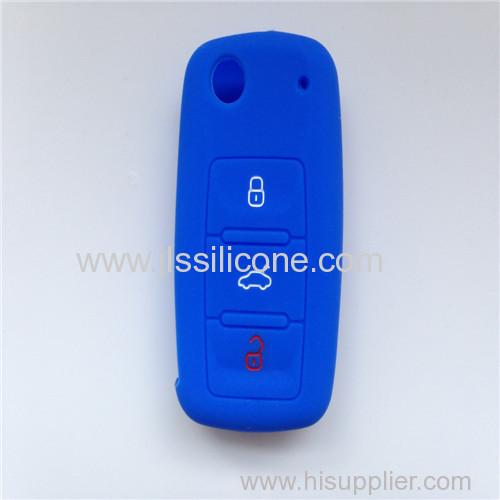 Car Silicone remote key cover