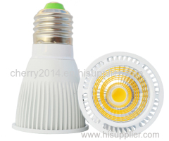 pure white 7w spot light