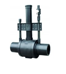 HDPE Single Relief Ball Valves