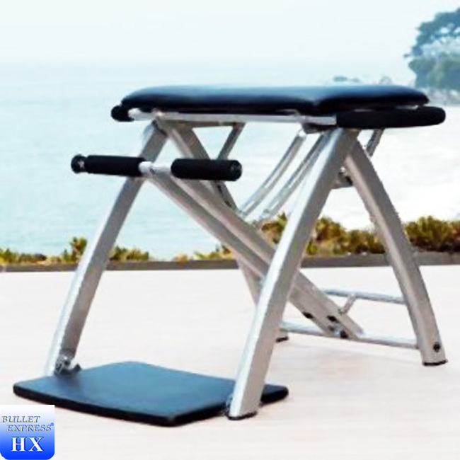 Malibu Pilates Chair Review: Malibu Pilates Chair With 3 Workout DVDs Products
