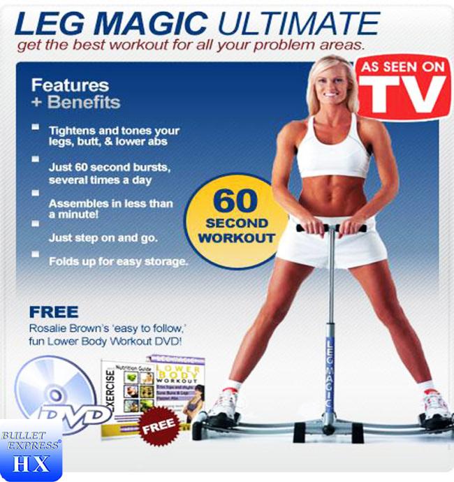 magic legs exercise machine