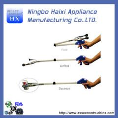 Hand grabber Folding Reacher with Magnetic Tip