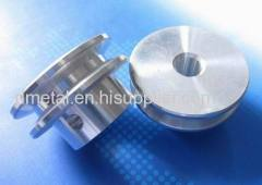 CNC machining big aluminium parts