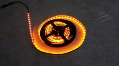 50% off Yellow LED Strip