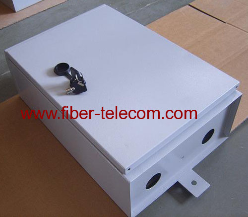 100 pair lockable MDF distribution box