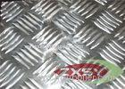 Clean Checkered 1050 Aluminium Plate , Aluminium Diamond Plate