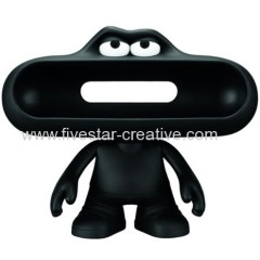 Beats Pill Speakers Stand Beats by Dr.Dre Character Support Stand for Pill Speaker in Black