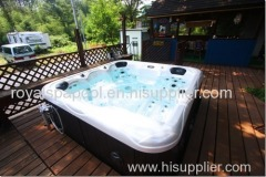 6 persons outdoor jacuzzi hot tub for sale