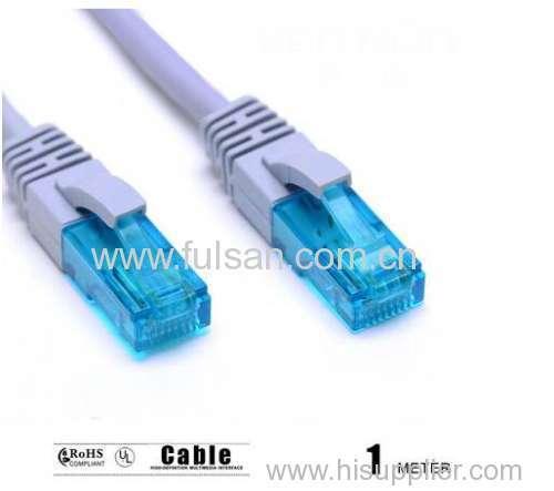 Crossover Type TIA/EIA 568B utp cat5e patch cable