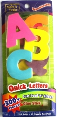 big moveable alphabet sticker pad