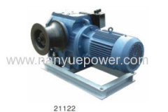 Model LJD Cable Puller Winch for pulling underground cable in the trench or on the ground