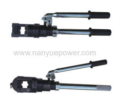 Hydraulic Steel Wire Cutter hydraulic crimping tool
