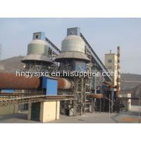 Active Lime Kiln Machine