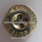 10mm brass cap prong snap button/ cap prong ring snap button for babies clothing