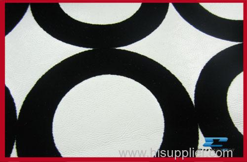 pu fashion artificial leather