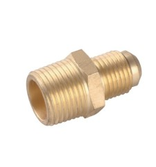 Forged Brass Male Threaded Fittings
