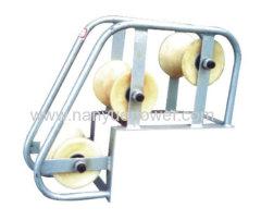 Ground Multi-Roller Pithead Roller