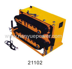 Unground Cable Laying Feeder To string large diameter electric power cable and communication cable