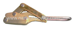 5~20KN Insulated Conductor Gripper for overhead power transmission lines construction