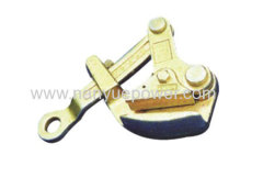Bolt type Anti-twisting Steel Pilot Wire Rope Gripper Come A-Long ...