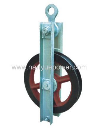High Speed Turning Block Serves to turn the steel wire rope