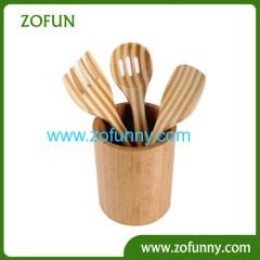 Bamboo Kitchen Utensils holder for sell
