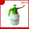 Long nozzle 2 litre water bottle sprayer pressurized