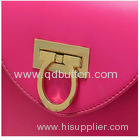 Chian manufacturer 2014 new fashion accessories metal accessories for handbags and purse