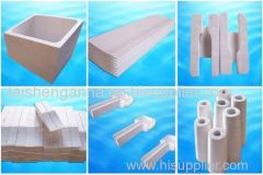 castertips/filter box/launders for aluminium alloy casting