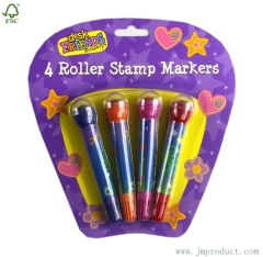 4P roller stamp makers set