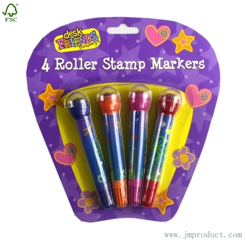 4P roller stamp makers set