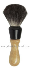 Private Label Shaving Brush with Wooden handle