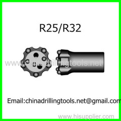 Atlas thread drilling bits