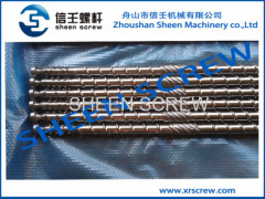 HDPE LDPE LLDPE screw barrel for 50/28 film blowing machine