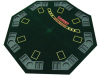 Octagonal 4 Folding Poker Table Top china supplier