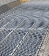 galfan coated panel wire fence
