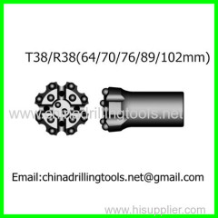 Thread Button Drill bits