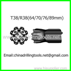QIANWANG brand thread drilling bits