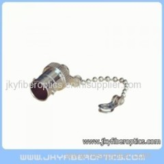Dust cap,BNC female with chain