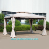 Wrought Iron Canvas Gazebo