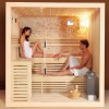 Luxury indoor Steam sauna room