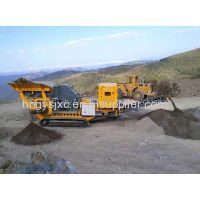Crawler-type Mobile Crusher Equipment