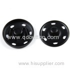 Fashion two parts customized color metal press stud buttons with best reasonable price