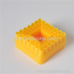gift Silicone cookies cutters factory