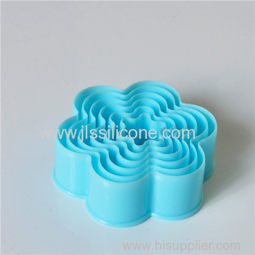 Wholesale silicone cookies cutter set