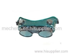 electric welding goggles auto welding goggles round lens welding goggle