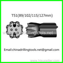 carbide button drill bits
